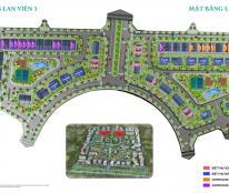Bán LK siêu đẹp khu biệt thự Lan Viên Villas - Đặng Xá đáng sống bậc nhất