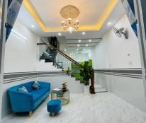 Bán nhà Tân Hương, Tân Phú, HXH 56m2, 3 tầng, hẻm xe hơi tránh giá rẻ