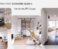 Bán căn hộ chung cư giá rẻ HCM 1,3 tỷ- 20.8 m2