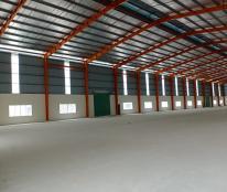 Cho thuê nhà xưởng 4.100m2 mới hết HĐ, đường số 3, KCN Xuyên Á, Long An, gần Bình Chánh