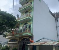 Gia đình bán nhà 5 tầng TT thành phố, gần bến xe khách Móng Cái