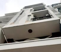 Bán gấp nhà HXH đường CMT8, Quận 3, DT 5.1x10m, 4 tầng, giá 9.6 tỷ