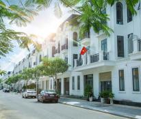 Đầu tư sinh lời 30-35%, lô SH siêu đẹp Crown Villas Thái Nguyên, sổ đỏ chính chủ