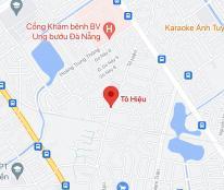 Bán nhà đất đường Tô Hiệu, phường Hòa Minh, Quận Liên Chiểu, DT: 150 m2, giá: 4,55 tỷ