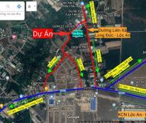 Bán đất gần sân bay Long Thành, sổ riêng full thổ cư. Giá bán F0 chỉ 1.8 tỷ/nền