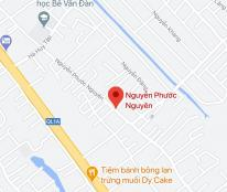 Bán nhà 3 tầng kèm dãy trọ kiệt Nguyễn Phước Nguyên, Thanh Khê. DT: 165m2 giá: 4,7 tỷ