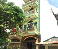 Bán nhà 5 tầng trung tâm TP Móng Cái