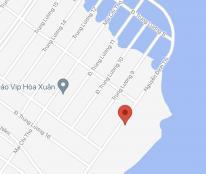 Bán lô đất biệt thự Đảo Vip - Hòa Xuân đường Nguyễn Đình Thi, Cẩm Lệ. DT: 525m2. Gía: 18,39 tỷ