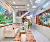 Nhà bán đường Phạm Văn Chiêu, Phường 14, Gò Vấp, 3 tầng BTCT, xe hơi vào nhà
