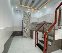 Nhà 1 trệt 1 lầu sổ hồng riêng Thị Trấn Nhà Bè, H Nhà Bè, TPHCM giá chỉ 2,45 tỷ