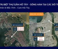 Bán đất nền Cam Lâm - gần đường Đinh Tiên Hoàng - 100% đất ở