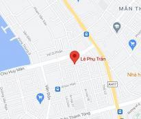 Bán nhà mặt tiền đường Lê Phụ Trần, Quận Sơn Trà DT: 69 m2. Giá: 4,53 tỷ