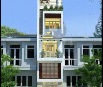 Bán nhà 5 tầng Ka Long Móng Cái. DT 67.5m2