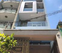 Bán nhà mặt tiền Q6, Bình Phú, giá 27.5 tỷ, lô góc 5 tầng BTCT