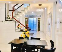 Bán nhà mặt tiền Q6, Nguyễn Văn Luông, giá sốc 9.9 tỷ 3 tầng BTCT vị trí vòng xoay Phú Lâm