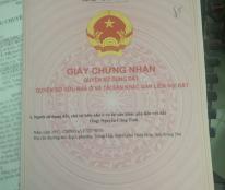Chính chủ cần bán đất ở xã Sông Thao, Huyện Trảng Bom, Đồng Nai