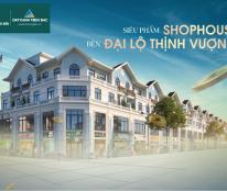 Bán căn góc shophouse - ql 7 Diễn Châu - Nghệ An