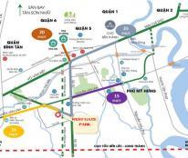 Bán căn hộ chung cư tại dự án West Gate Park, Bình Chánh, Hồ Chí Minh diện tích 59m2 giá 2.1 tỷ