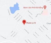 Bán đất đường Phước Lý 2, Phường Hòa Minh, Quận Liên Chiểu. DT: 105 m2