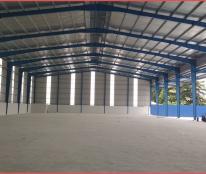 Kho xưởng 2.500m2 mới xây Phạm Thị Giây, gần Tô Ký, Giá rẻ Hóc Môn