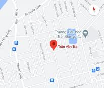 Bán đất đường Trần Văn Trà, phường Hòa Châu, Quận Hòa Vang, DT: 247 m2, giá: 9 tỷ
