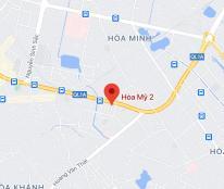 Bán đất đường Hòa Mỹ 2, phường Hòa Minh, Quận Liên Chiểu, DT: 66.2 m2, giá: 2,7 tỷ