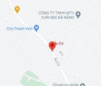 Bán nhà mặt tiền đường Âu Cơ, phường Hòa Khánh Bắc, Quận Liên Chiểu, DT: 100 m2, giá: 5,5 tỷ