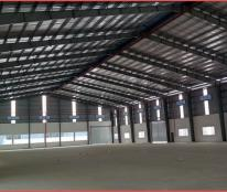 Cho thuê kho xưởng 2 mặt tiền đường Xuân Thới Sơn, Hóc Môn, diện tích 2.500m2, giá tốt khu Hóc Môn