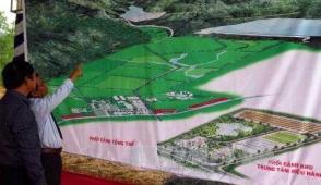 Phê duyệt quy hoạch Khu nông nghiệp ứng dụng công nghệ cao Phú Yên