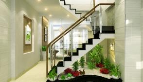 Một số vị trí trong nhà cần tránh khi thiết kế cầu thang
