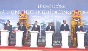 Quảng Nam: Khởi công siêu dự án du lịch nghỉ dưỡng 5.000 tỷ đồng
