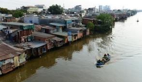 Tp.HCM: Nghiên cứu phương án thiết kế tuyến đường dọc kênh Đôi