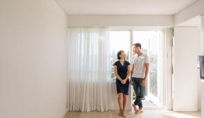 Áp dụng cách thiết kế của người Nhật giúp căn hộ thoáng rộng
