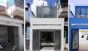 Căn nhà Sài Gòn tuyệt đẹp sau cải tạo