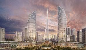 Dubai đẩy nhanh tiến độ xây tháp cao nhất thế giởi