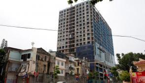 Xem xét trách nhiệm tổ chức, cá nhân để xảy ra vi phạm xây dựng ở Hà Nội