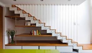 Thiết kế cầu thang đúng phong thủy hút tài lộc