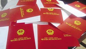 Đề xuất nộp thuế VAT khi sang tên sổ đỏ