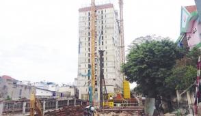 Tp.HCM: Dự án Tân Bình Apartment bị thanh tra toàn diện