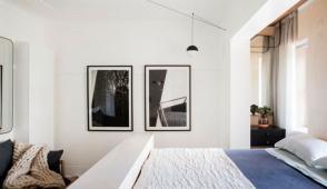Căn hộ 22m2 có thiết kế nội thất thông minh