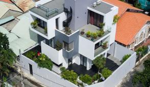 Ngắm thiết kế ngôi nhà Sài Gòn thoáng mát