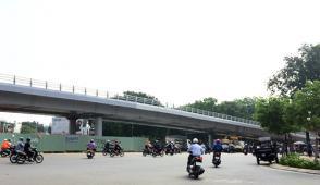 Thông xe nhánh cầu vượt Nguyễn Kiệm - Hoàng Minh Giám vào ngày 16/11