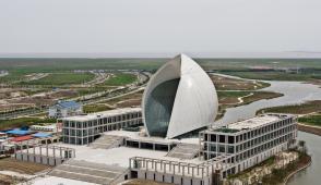 """Trung Quốc xây dựng các """"thành phố bọt biển"""""""