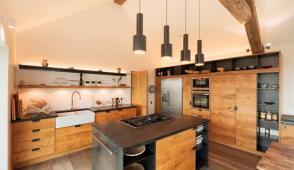 Cách thiết kế nhà bếp hiện đại