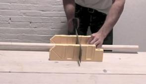Gợi ý cách làm ghế từ khúc gỗ thừa và xi măng