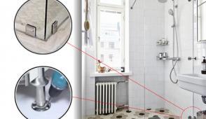 Vì sao nhà vệ sinh thường xuyên bị thấm nước?