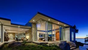 Vì sao tường kính ngày càng được ưa chuộng trong thiết kế nhà ở?