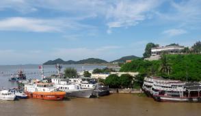 Giá đất tại Hà Tiên, Kiên Giang tăng vọt sau khi lên thành phố