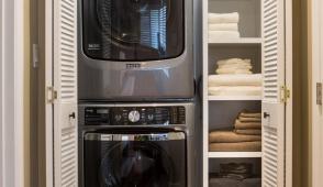 Cách đặt máy giặt tiết kiệm diện tích và dễ áp dụng cho nhà chật