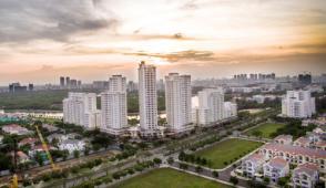 Giá bán căn hộ chung cư tại Tp.HCM vẫn không ngừng leo thang